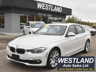 Used 2017 BMW 330i for sale in Pembroke, ON