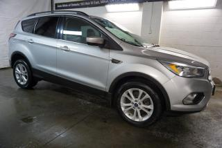 Used 2017 Ford Escape SE AWD NAVI CAMERA CERTIFIED HEATED SEATS BLUETOOTH CRUISE *1 OWNER* for sale in Milton, ON