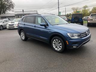 Used 2018 Volkswagen Tiguan S 4Motion AWD for sale in Truro, NS
