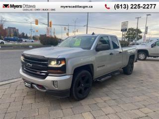 Used 2017 Chevrolet Silverado 1500 LT  2LT, Z71, REDLINE EDITION, 5.3 V8, 4X4 for sale in Ottawa, ON
