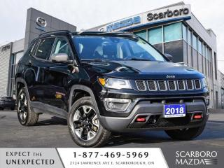 Used 2018 Jeep Compass Trailhawk 4x4 for sale in Scarborough, ON