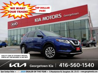 Used 2020 Nissan Rogue SPECIAL EDITION | CLN CRFX | HTD SEATS | 22K |B/T for sale in Georgetown, ON