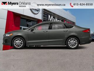 Used 2019 Ford Fusion SE  -  SiriusXM - $144 B/W - Low Mileage for sale in Orleans, ON