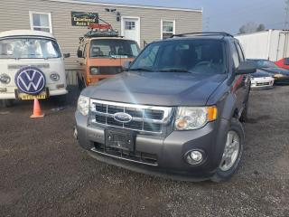 Used 2009 Ford Escape XLT FWD V6 for sale in Stittsville, ON