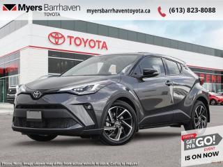 New 2021 Toyota C-HR XLE Premium  - Heated Seats -  Apple CarPlay - $178 B/W for sale in Ottawa, ON
