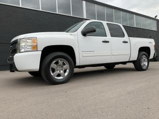 Used 2010 Chevrolet Silverado Hybrid Certified-Crew Cab 4X4 Hybrid Certified and Serviced for sale in Etobicoke, ON