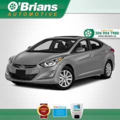 Used 2015 Hyundai Elantra Sport Appearance for sale in Saskatoon, SK