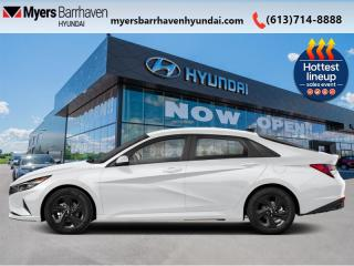 New 2022 Hyundai Elantra Preferred w/Sun and Tech  - $158 B/W for sale in Nepean, ON