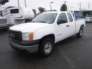 Used 2008 GMC Sierra 1500 Work Truck Extra Cab Short Box 4WD for sale in Burnaby, BC