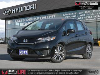 Used 2017 Honda Fit SE  - Bluetooth -  Heated Seats - $127 B/W for sale in Nepean, ON