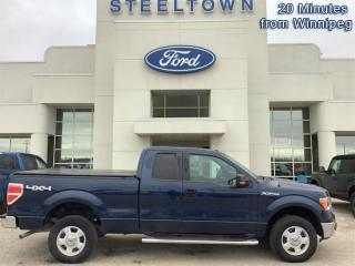 Used 2014 Ford F-150 XLT SUPERCAB 4X4  - Low Mileage for sale in Selkirk, MB