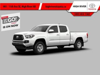 New 2021 Toyota Tacoma SR  - Navigation -  Leather Seats for sale in High River, AB