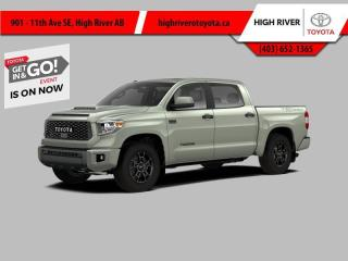 New 2021 Toyota Tundra SR5  - TRD Pro Package for sale in High River, AB
