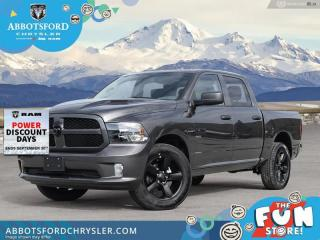 New 2021 RAM 1500 Classic Express  - $426 B/W for sale in Abbotsford, BC