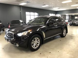 Used 2016 Infiniti QX70 LOW KM*CERTIFIED* for sale in North York, ON