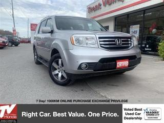 Used 2012 Honda Pilot Touring AWD for sale in Peterborough, ON