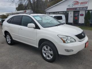 Used 2007 Lexus RX 350 Base for sale in Barrie, ON