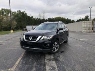 Used 2017 Nissan Pathfinder SL 4WD for sale in Cayuga, ON