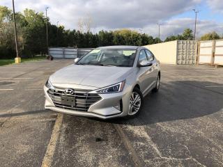 Used 2020 Hyundai Elantra Preferred 2WD for sale in Cayuga, ON