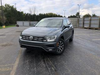 Used 2018 Volkswagen Tiguan Comfortline 4MOTION AWD for sale in Cayuga, ON