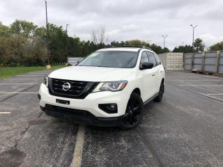 Used 2018 Nissan Pathfinder SL MIDNIGHT 4WD for sale in Cayuga, ON