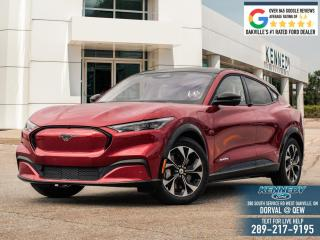 New 2021 Ford Mustang Mach-E Premium for sale in Oakville, ON