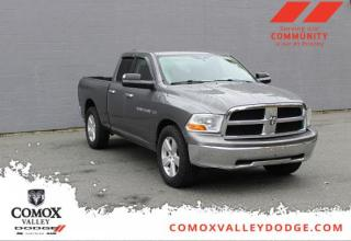 Used 2012 RAM 1500 4WD Quad Cab 6.4 Ft Box SLT for sale in Courtenay, BC