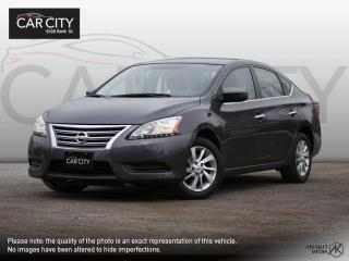 Used 2015 Nissan Sentra 4DR SDN CVT SV for sale in Ottawa, ON