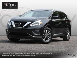 Used 2016 Nissan Murano AWD 4dr SL for sale in Ottawa, ON