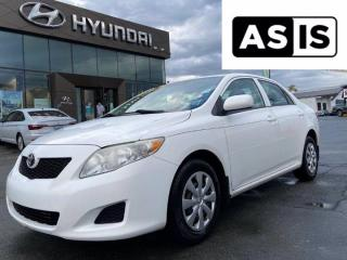 Used 2010 Toyota Corolla S for sale in Halifax, NS
