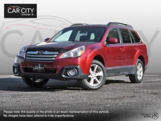 Used 2014 Subaru Outback 5dr Wgn Auto 3.6R for sale in Ottawa, ON