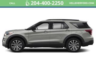 New 2021 Ford Explorer ST for sale in Brandon, MB