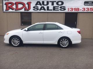 Used 2012 Toyota Camry XLE 1 OWNER,ONLY 69000KM, for sale in Hamilton, ON