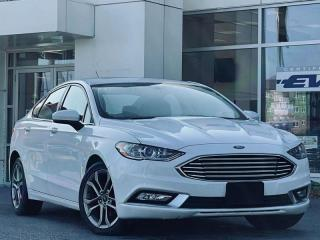 Used 2017 Ford Fusion SE for sale in Kingston, ON