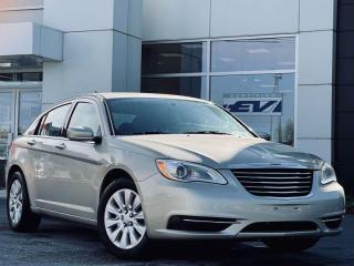 Used 2013 Chrysler 200 LX for sale in Kingston, ON