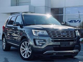 Used 2017 Ford Explorer LIMITED for sale in Kingston, ON
