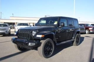 New 2021 Jeep Wrangler Unlimited High Altitude for sale in Swift Current, SK