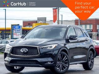 Used 2021 Infiniti QX50 LUXE AWD Panoramic Sunroof Bluetooth Backup Camera Heated Front Seats Remote Start 20
