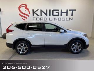 Used 2017 Honda CR-V EX-L for sale in Moose Jaw, SK