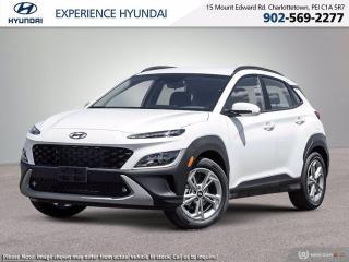 New 2022 Hyundai KONA 2.0L Preferred for sale in Charlottetown, PE