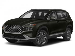 New 2022 Hyundai Santa Fe HEV Luxury for sale in Charlottetown, PE