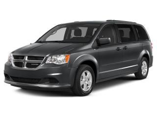 Used 2015 Dodge Grand Caravan SE/SXT for sale in Charlottetown, PE