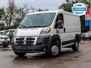 Used 2018 RAM 1500 ProMaster Low Roof+3.6L V6+ CAMERA+BLUETOOTH+POWER WIDOWS for sale in Toronto, ON