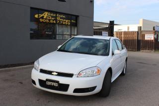Used 2012 Chevrolet Impala LTZ for sale in Oakville, ON