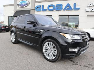 Used 2017 Land Rover Range Rover SPORT HSE for sale in Ottawa, ON