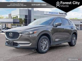 Used 2018 Mazda CX-5 GX for sale in London, ON