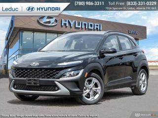 New 2022 Hyundai KONA Preferred for sale in Leduc, AB