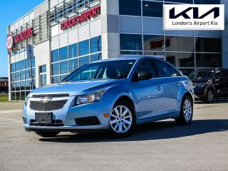 Used 2011 Chevrolet Cruze 2LS for sale in London, ON