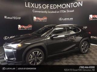 New 2022 Lexus UX 250H Luxury Package for sale in Edmonton, AB