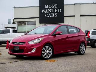 Used 2014 Hyundai Accent GLS | SUNROOF | BLUETOOTH | HEATED SEATS for sale in Kitchener, ON